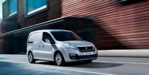 Обзор Peugeot Partner Фургон в Москве